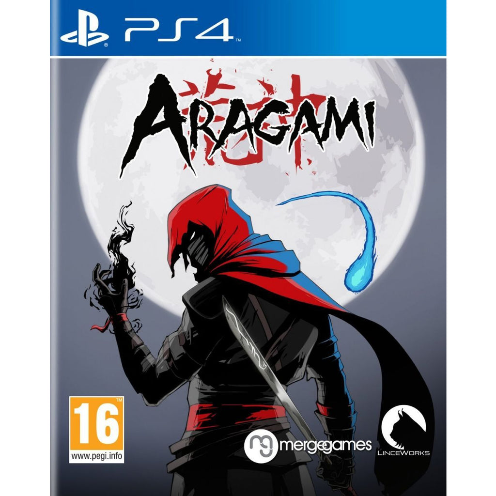 Aragami PlayStation 4 by Merge Games
