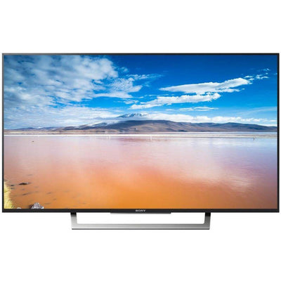 Sony 43 Inch 4K Ultra HD Android Smart TV - KD-43X8000D