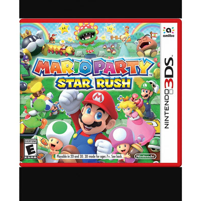 MARIO PARTY STAR RUSH Nintendo 3DS by Nintendo