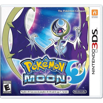 POKEMON MOON Nintendo 3DS by Nintendo to POKEMON MOON (3DS NTSC)