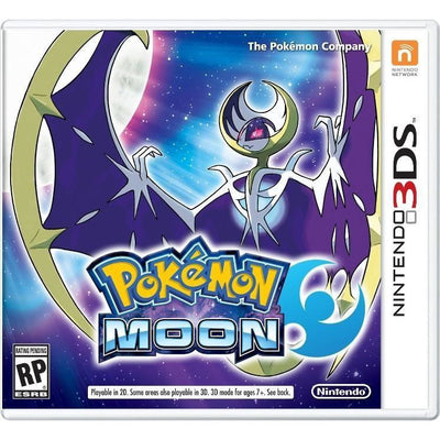 POKEMON MOON Nintendo 3DS by Nintendo