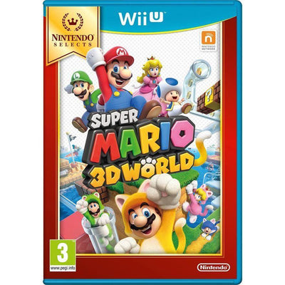 Super Mario 3D World (Wii U PAL)