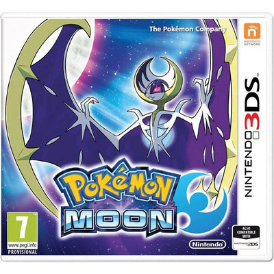 Pokemon Moon (Nintendo 3DS PAL)