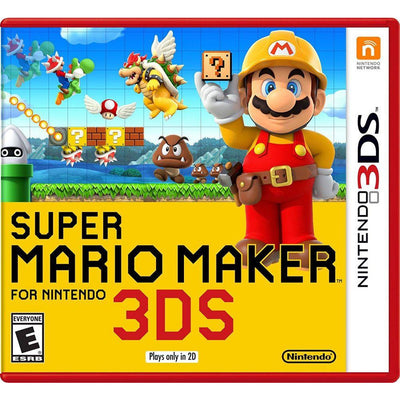 MARIO MAKER FOR NINTENDO 3DS (NTSC)