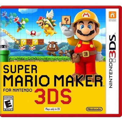 Super Mario Maker Nintendo 3DS by Nintendo
