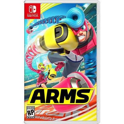 ARMS 2017 by Nintendo - Nintendo Switch