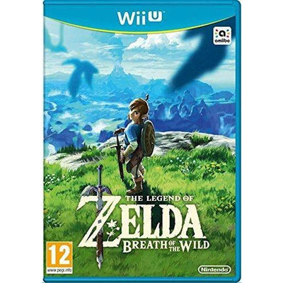 The Legend of Zelda Breath of the Wild (Nintendo Wii U PAL)
