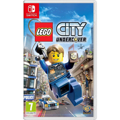 LEGO City Undercover Nintendo Switch by Warner Bros. Interactive