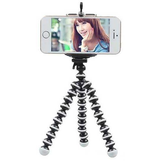best service 40f32 a548e Mini Flexible Camera Tripod Octopus Bubble Tripod 7.9