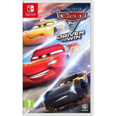 CARS 3 : Driven to Win Nintendo Switch Nintendo Switch by Disney