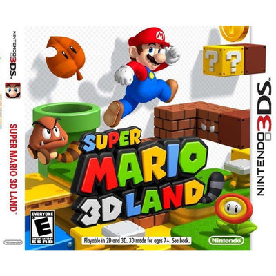 Super Mario 3D Land NTSC by Nintendo - Nintendo 3DS