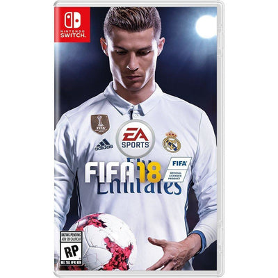 FIFA 18 FOR NINTENDO SWITCH Nintendo Switch by EA