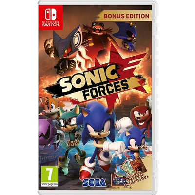SONIC FORCES Nintendo Switch by SEGA