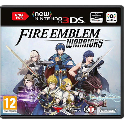 Fire emblem warriors 3DS Pal