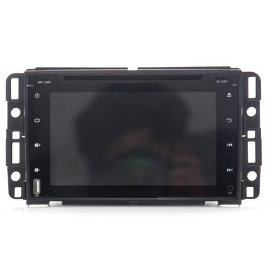 X3 DOUBLE DIN CAR DVD PLAYER WITH GPS NAVIGATION FOR GMC WITH MAGIC BOX CAR SEAT ORGANIZER
