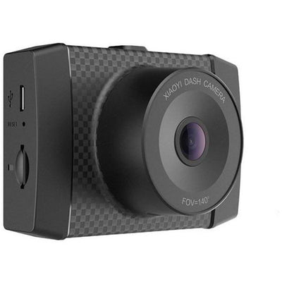YI Ultra DashCam 2.7K with 2.7 LCD Screen Dual-Core Processor 140 Degrees Wide Angle Lens and Night Vision