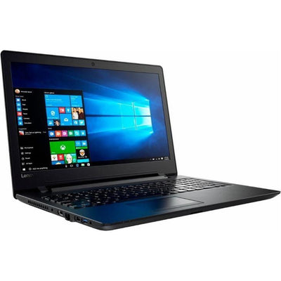 Lenovo IP 110 , Processor Intel Celeron -N3060 , 4GB RAM , 500GB HDD ,  DOS , Keyboard English  , 15.6 Inch Screen  ,   Black