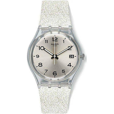 Swatch Casual Watch For Women Analog Silicone - GM416C