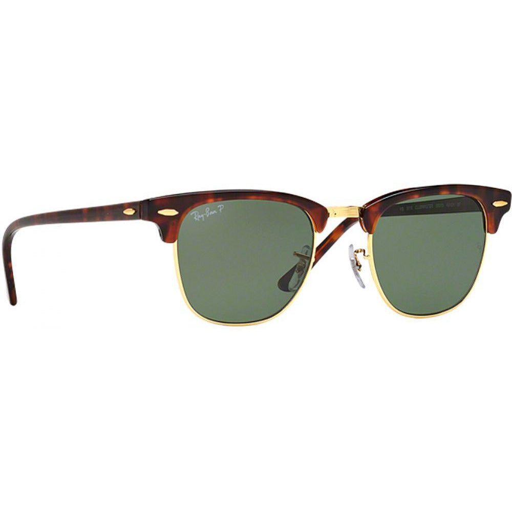6d3156ed5 Ray-Ban Clubmaster Men's Sunglasses - RB 3016-990/58 - 51-21-145mm ...