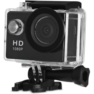 Underwater Digital Camera,12 MP ,Other Optical Zoom and 2 Inch Screen - HD1080p