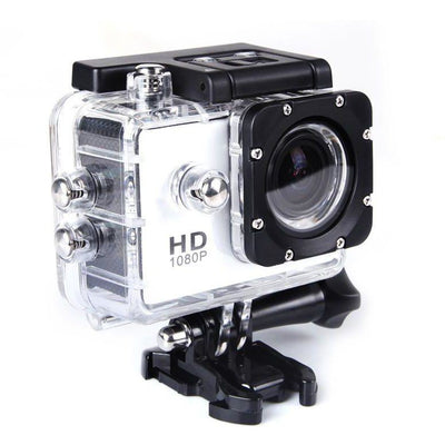Goodpa Action Camera Full HD 1080P Sport DV Camera 2.0Inch LCD Display Outdoor Waterproof Housing Case Cover Camcorders Video Recorder For sjcam sj4000
