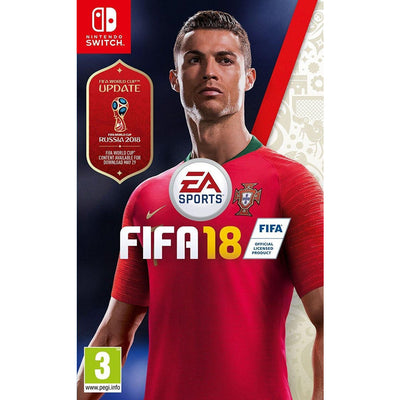 fifa 18 update Nintendo Switch by Nintendo