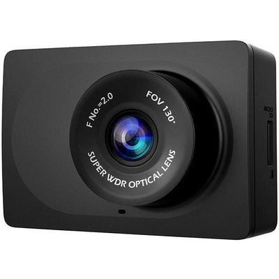 YI Compact Dash Cam Car Dashboard Camera with 2.7 inches Screen, 130 degree WDR Lens, G-Sensor, Loop Recording