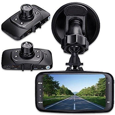 wide-angle 2.7 inch LCD 1080P HD Car DVR Vehicle Camera Video Recorder camcorder Road Dash Cam GS8000 12V-24V input truck charger/HDMI interface