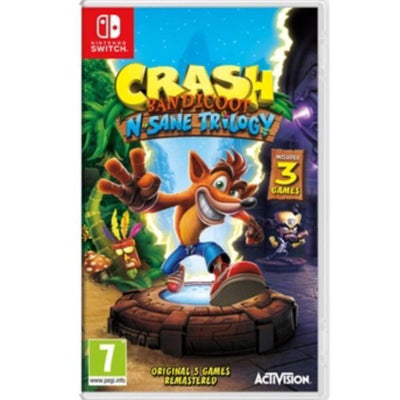 Crash Bandicoot Nintendo Switch by Activision
