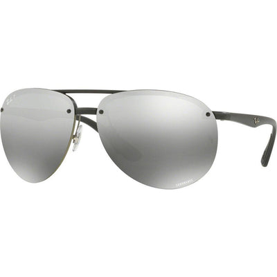 fe53d1fe11db5 Ray-Ban Unisex Aviator Sunglasses - RB4293CH 601S5J64 - 64-13-140 mm
