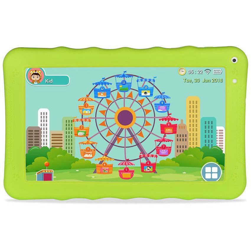 wintouch K93 9-inch 8GB ROM 512MB RAM Android WIFI Kids Tablet Green Color