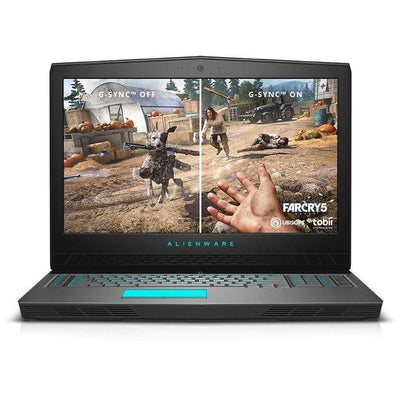 Alienware 17R5 Gaming Laptop Intel Coffee Lake I7-8750H 8th Generation 16GB 1TB+256GB PCIe SSD 17.3in Full HD IPS NVIDIA GTX 1070 8GB FHD-Webcam Killer Wireless-AC 1550 Backlit BT 5.0 Eng-Keyboard WIN10 Black