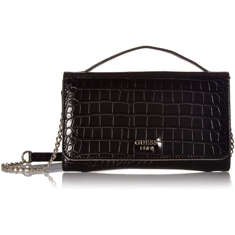 f6191f305 GUESS Kamryn G-Shine Wallet on a String, Black – Future Shop™ Store