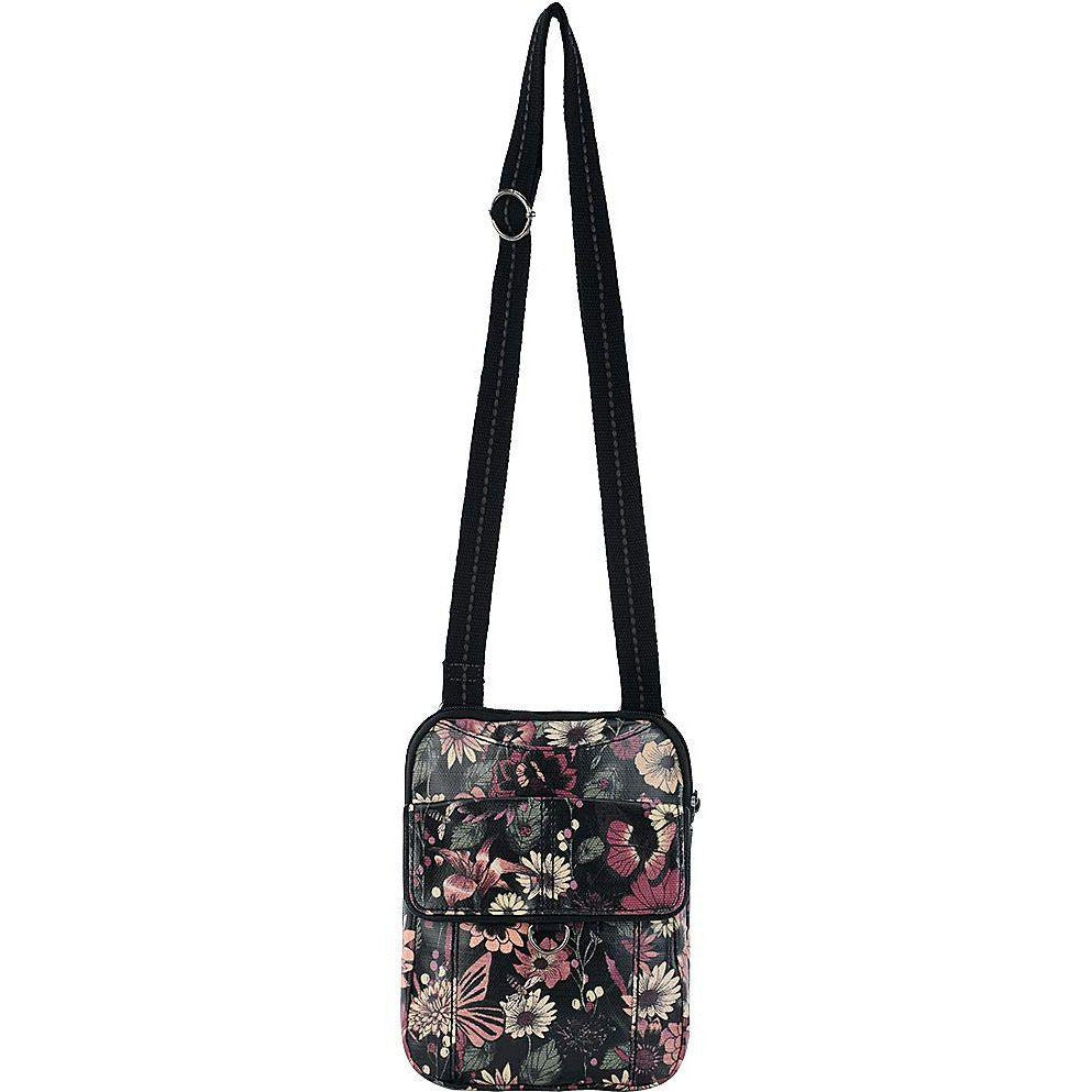 619f3e962 Sakroots Women's New Adventure Wynnie Small Flap Messenger Travel  Cross-Body Bag, Graphite in