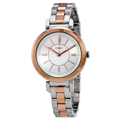 DKNY Dress Watch For Women Stainless Steel Band Watch - NY2585
