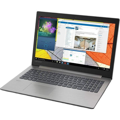 Lenovo IdeaPad 330-15IGM Intel Celeron Quad-Core N4100 4GB 500GB 15.6In DVD-RW Bluetooth Webcam WIN10 PLATINUM GREY ENG-Keyboard