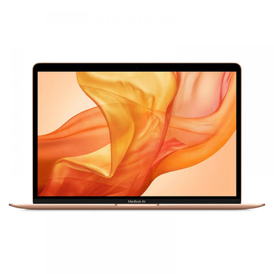 Apple MacBook Air with Touch ID MREE2 Laptop - Intel Core i5-8th Gen, 13.3-Inch with Retina, 128GB SSD, 8GB, Eng-KB, MacOS, Gold, International Version