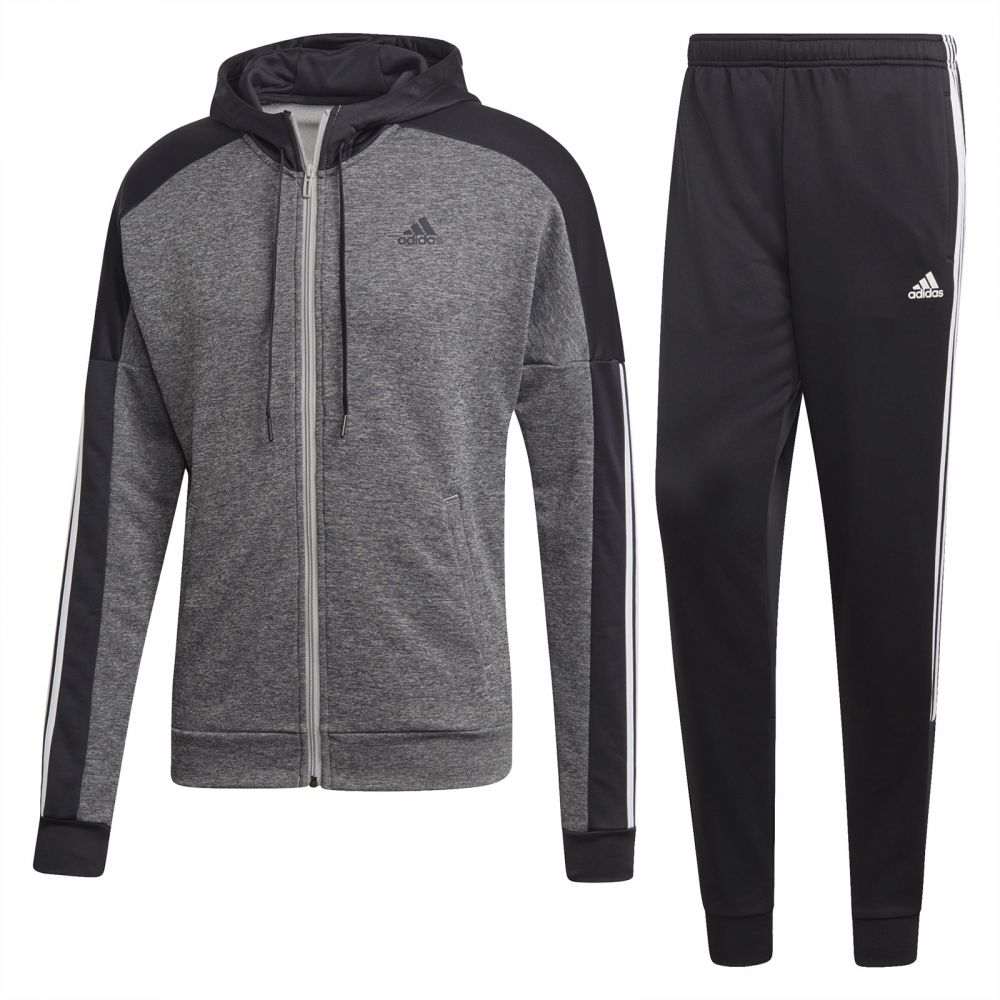 Activewear Responsible Adidas Originals 3 Stripe Mens Activewear Full Tracksuit Size Small S Rrp $150 Men's Clothing
