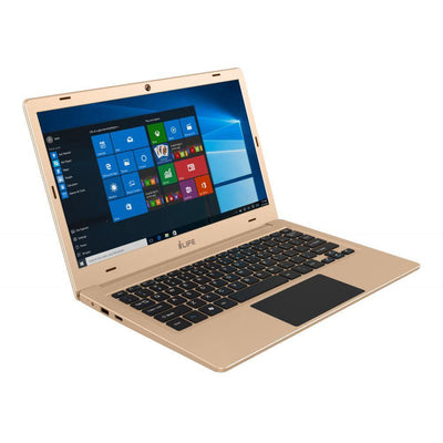 Zed Air Lite IL.1106.232 Laptop With 11.6-Inch Display  Atom Processor 2GB RAM 32GB eMMC Intel HD Graphics 400 Gold