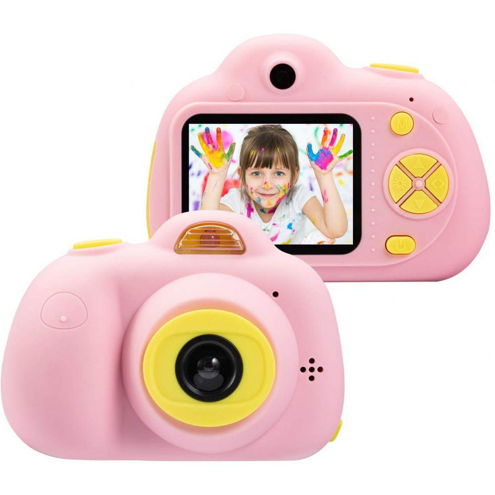8MP HD Video Camera Kids Toys Camera for 3-6 Year Old Girls Boys, Compact  Cameras for Children, Best Gift for 5-10 Year Old Boy Girl 8MP HD Video