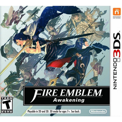 Fire Emblem: Awakening 3DS BY DREAM WORLD