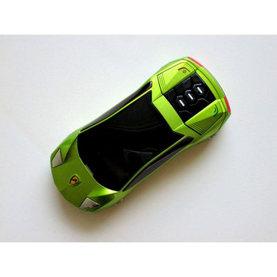 [F8-GREEN] MiNi Mobile Phone Slide Mobile Camera Dual SIM