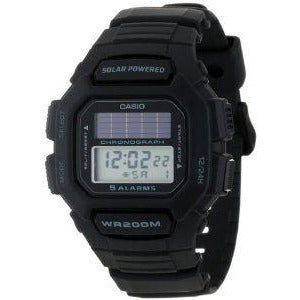 Casio Men's HDDS100-1AVCF Solar Digital 200M Watch