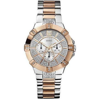 Guess Casual Watch For Women Analog Stainless Steel - W0024L1