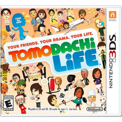 Tomodachi life (3ds Ntsc)