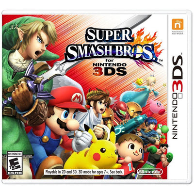 Super Smash By Nintendo - Nintendo 3DS