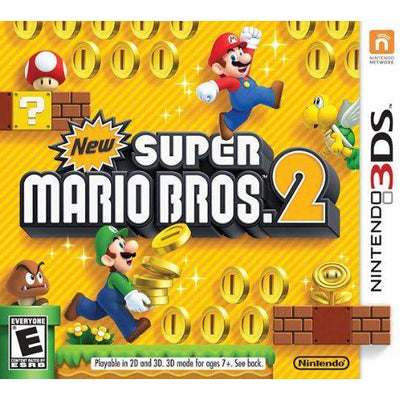 New Super Mario Bros. 2 by Nintendo for Nintendo 3DS