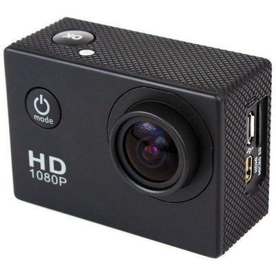 SJ4000 WIFI - 1080p FullHD 12MP CMOS H.264 Sports Camera Waterproof Camcorder accessories [Black]
