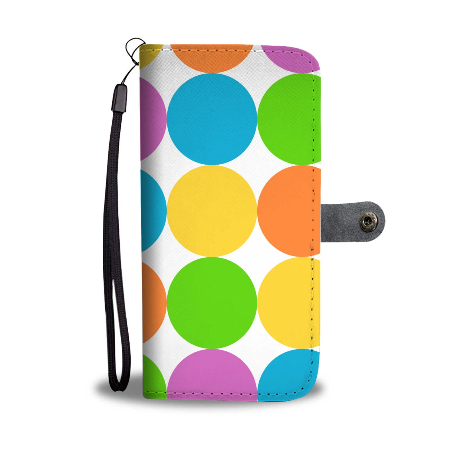 Dots Wallet Phone Case