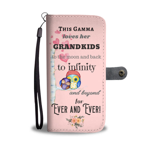 Personalized GAMMA Wallet Phone Case